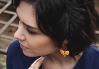 Boucles d'oreilles Mawu