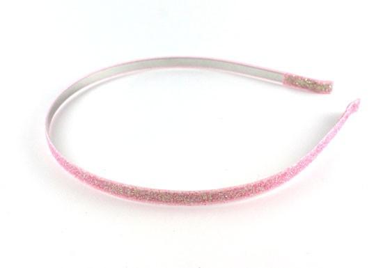 Serre-tête sparkles rose