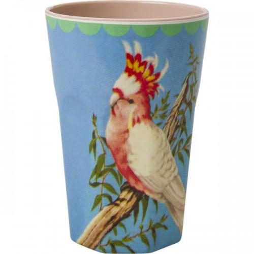 Grand mug - perroquet