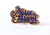 Broche Morue forever