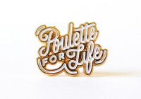 Broche Poulette for life