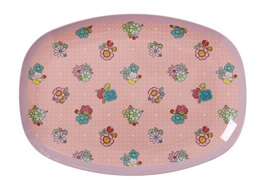 Plateau Flower stitch