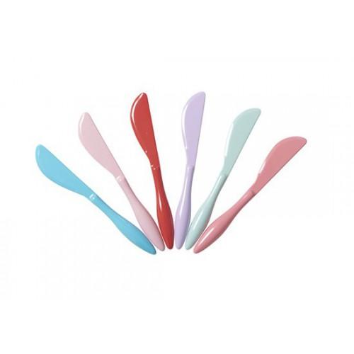 Lot de 6 couteaux coloris extraordinary