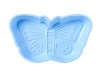 Moule papillon bleu