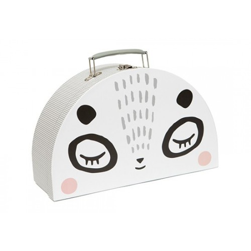 Valisette L grise - Mr & Mrs Panda