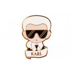 Broche Karl