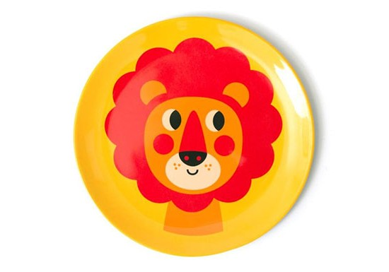 Assiette New lion