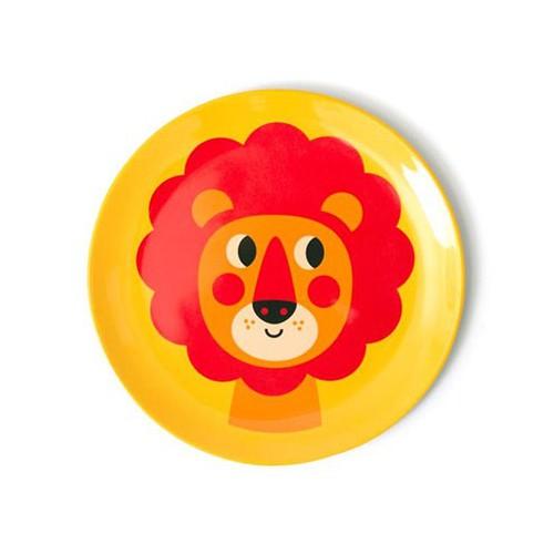 Assiette New lion