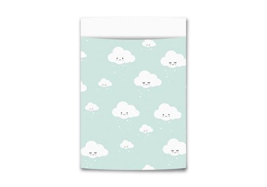 Pochette nuage - petit