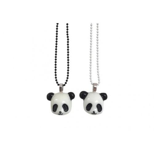 2 colliers BFF Panda