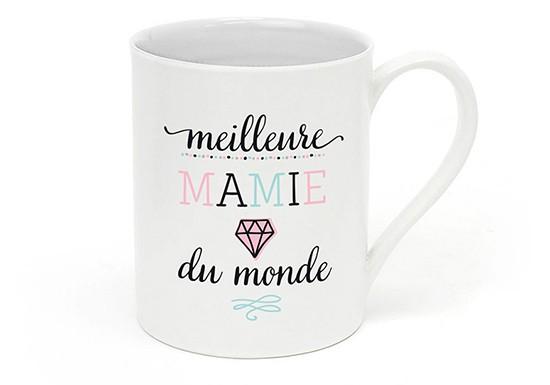 Mug Meilleure mamie du monde