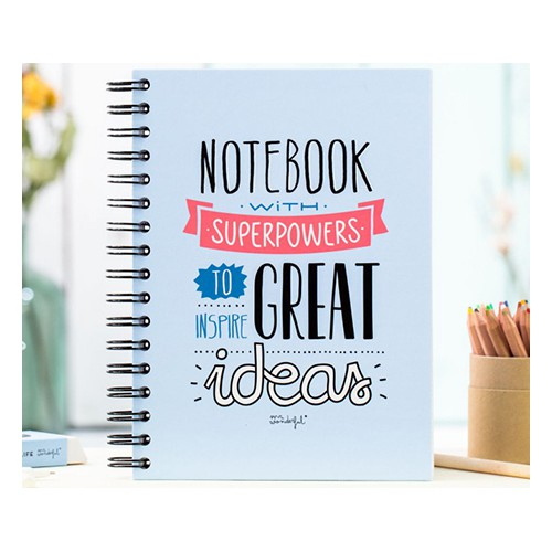 Cahier great ideas
