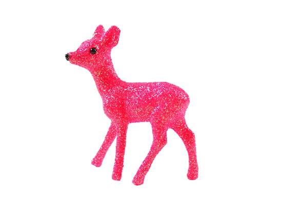 Bambi rose fluo