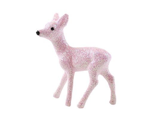 Bambi rose pâle