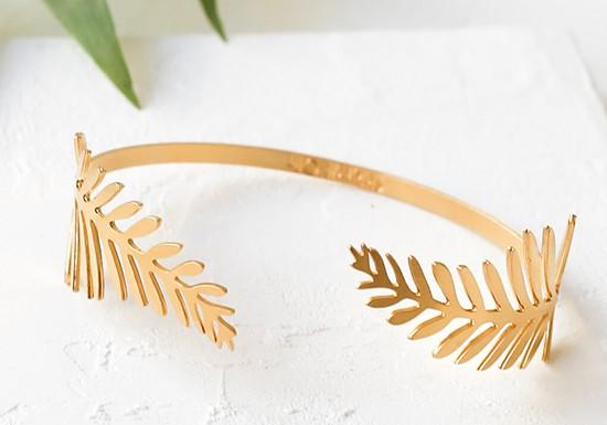 Bracelet Canopy doré