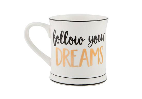 Mug Follow your dreams