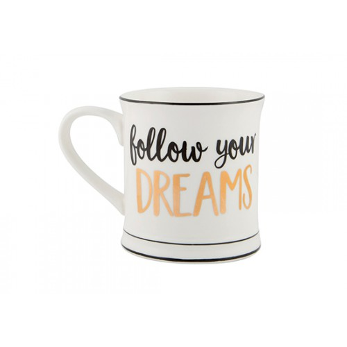 Mug Follow your dreams