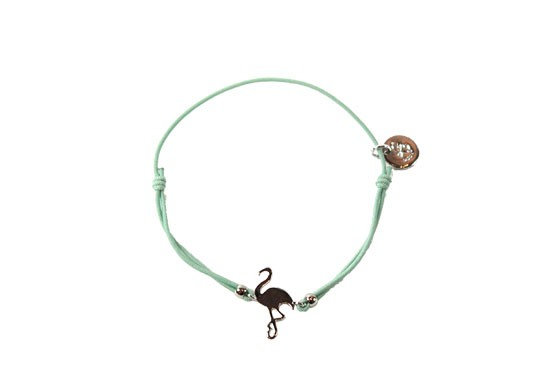 Bracelet Flamingo mint