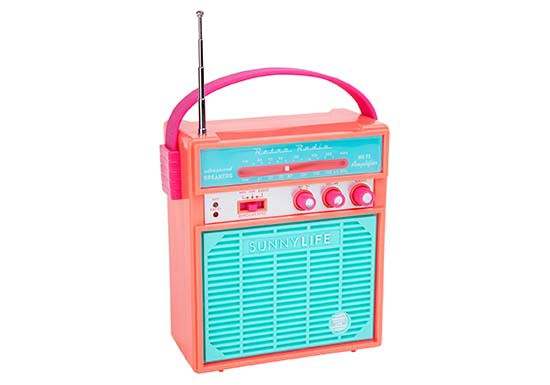 Radio Retro corail