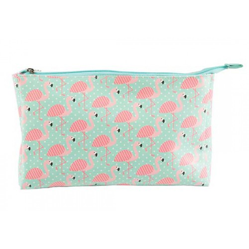 Trousse de toilette Flamingo