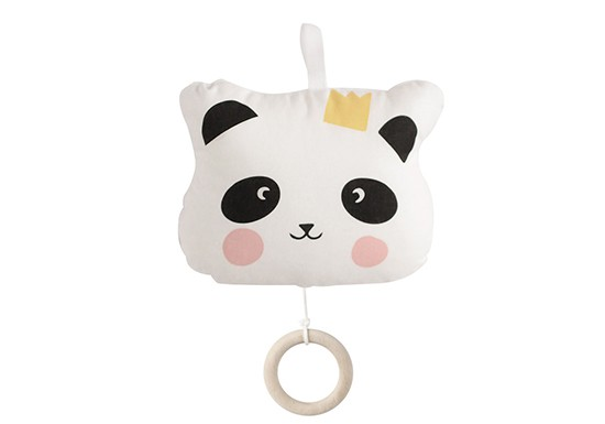 Boite à musique - King panda