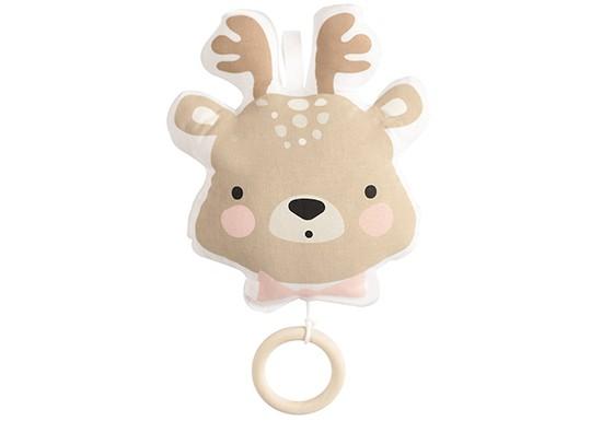 Boite à musique - Mr Deer