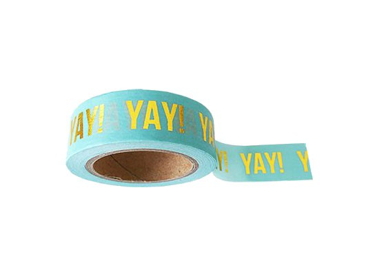 Washi tape Yay