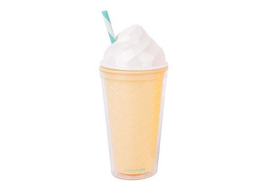 Tumbler Ice cream blanc