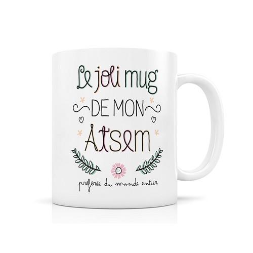 Mug Atsem préférée