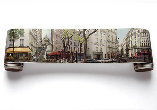 Frise de Paris