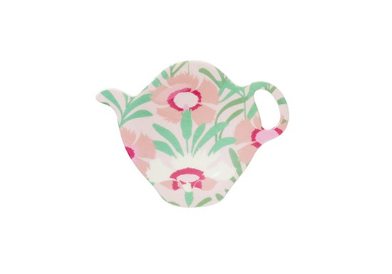 Coupelle à thé Vintage florals
