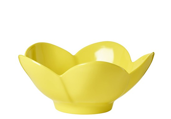Bol Fleur jaune