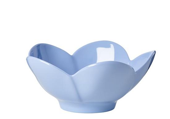 Bol Fleur bleu