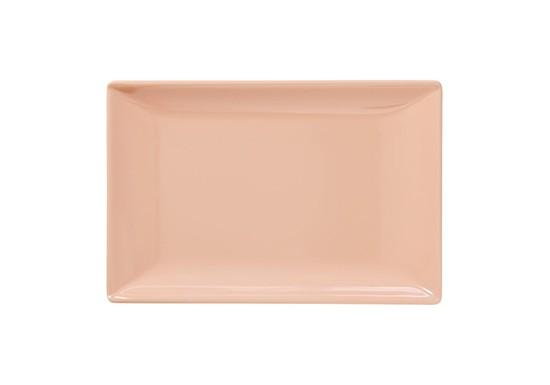 Plateau à sushi rose