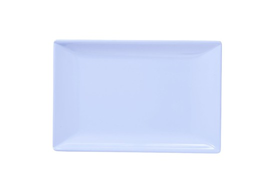 Plateau à sushi bleu lavande