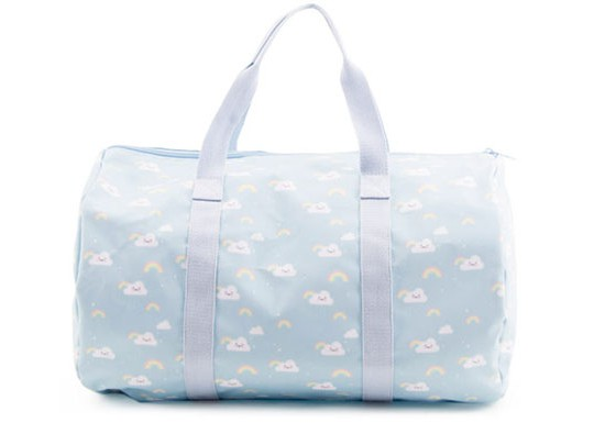 Sac Week-end nuages