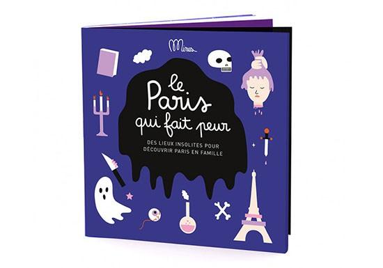 Guide de visite - Le Paris qui fait peur