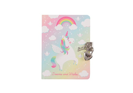 Journal intime licorne