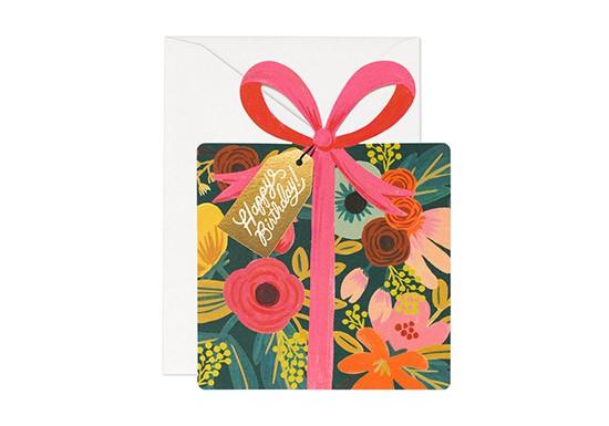 Carte postale Birthday present