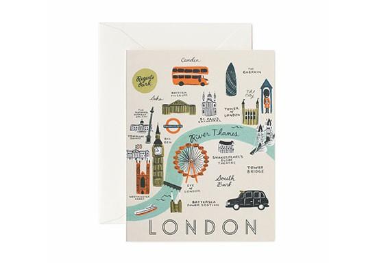Carte postale London