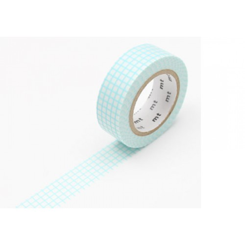 Masking Tape déco - Hougan mint blue