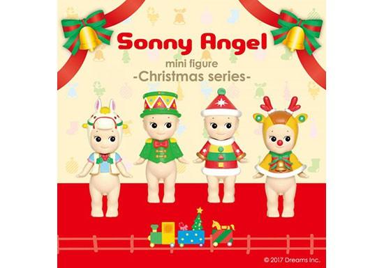 Sonny Angel Noël 2017