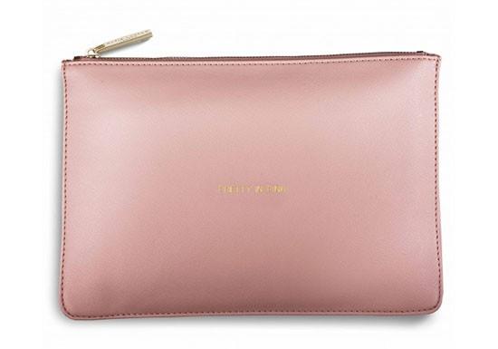 Pochette Pretty in pink