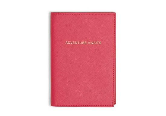 Protège passeport Adventure awaits