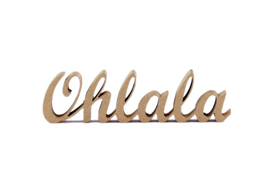 """""""Ohlala"""" or - Format M"""
