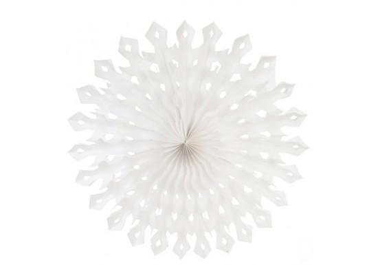 Flocon de neige papier