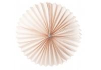 Boule lampion rose nymphe