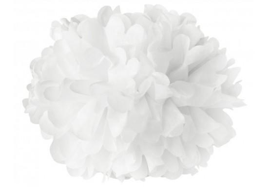 Mini fleur papier blanc
