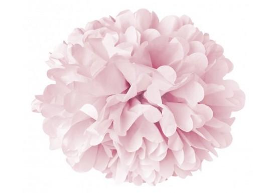Mini fleur papier rose