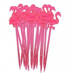 Pique apéro flamingo